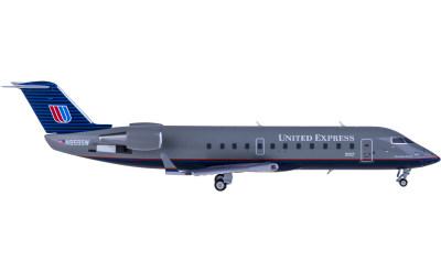 Ngmodel 1:200 United Airlines 美国联合航空 Bombardier CRJ200 N959SW