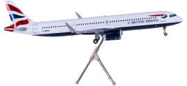 British Airways 英国航空 Airbus A321neo G-NEOP