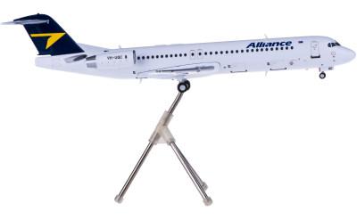 Alliance Airlines Fokker 100 VH-UQC