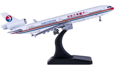 JC Wings 1:400 China Eastern 中国东方航空 McDonnell Douglas MD-11 B-2173