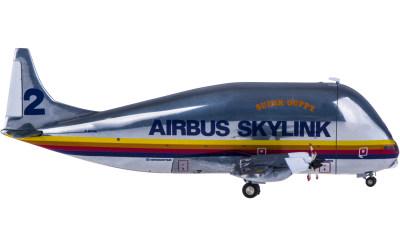 Herpa 1:500 Airbus Aero Spacelines B-377SGT F-BPPA 超级彩虹鱼 NO.2
