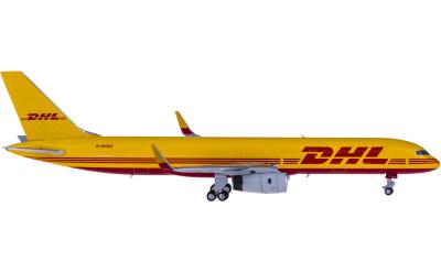 Ngmodel 1:400 DHL 敦豪 Boeing 757-200F G-DHKO 货机