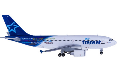 Geminijets 1:400 Air Transat 越洋航空 Airbus A310-300 C-GLAT