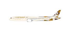 Etihad Airways 阿提哈德航空 Boeing 787-10 A6-BMA 襟翼打开