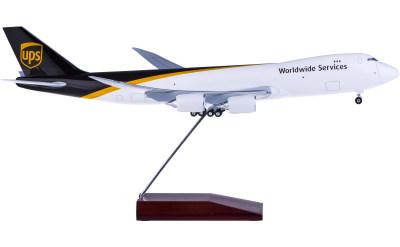 UPS 联合包裹公司 Boeing 747-8F 货机