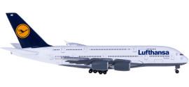Lufthansa 汉莎航空 Airbus A380 D-AIME Johannesburg