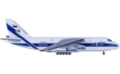 Herpa 1:500 Volga-Dnepr 伏尔加-第聂伯航空 Antonov AN-124 RA-82047