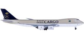 Saudia 沙特阿拉伯航空 Boeing 747-8F HZ-AI3 货机