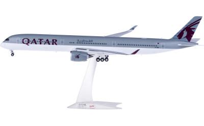 Herpa 1:200 Qatar 卡塔尔航空 Airbus A350-1000 A7-ANA