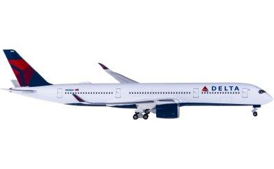 Delta Air Lines 达美航空 Airbus A350-900XWB N505DN