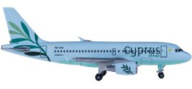 Cyprus Airways 塞浦路斯航空 Airbus A319 5B-DCW