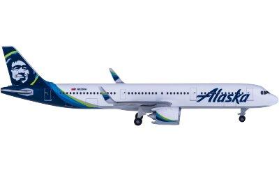 Alaska Airlines 阿拉斯加航空 Airbus A321neo N928VA