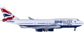 British Airways 英国航空 Boeing 747-400 G-CIVL 寰宇一家
