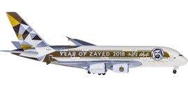 Etihad Airways 阿提哈德航空 Airbus A380 A6-APH