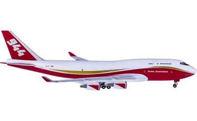 Global Supertanker Services Boeing 747-400 Supertanker N744ST