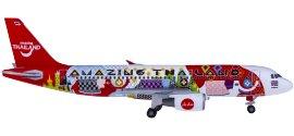 AirAsia 亚洲航空 Airbus A320 HS-ABD