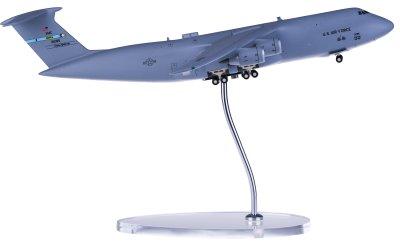 Herpa 1:200 USAF 美国空军 Lockheed C-5M Super Galaxy 83-1285