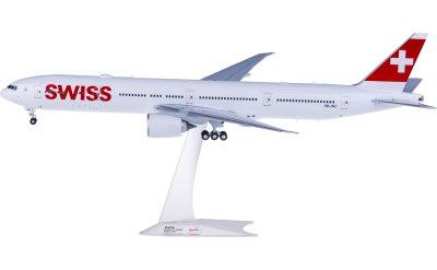 Swiss 瑞士国际航空 Boeing 777-300ER HB-JNC