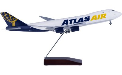 Hogan 1:200 Atlas Air 阿特拉斯航空 Boeing 747-8F 货机
