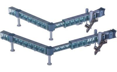 单臂登机桥