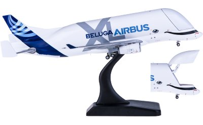 JC Wings 1:400 Airbus A330-700L Beluga XL 超级大白鲸 F-WBXL