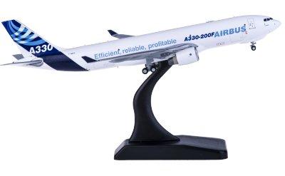 JC Wings 1:400 Airbus A330-200F F-WWYE 货机