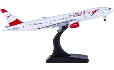 Phoenix 1:400 Austrian Airlines 奥地利航空 Boeing 777-200ER OE-LPD