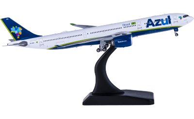 Phoenix 1:400 Azul 蓝色巴西航空 Airbus A330-900neo PR-ANZ