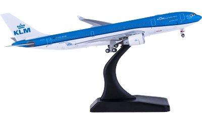 Phoenix 1:400 KLM 荷兰皇家航空 Airbus A330-200 PH-AOM