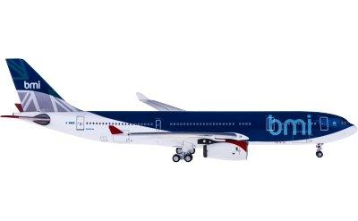 AeroClassics 1:400 BMI 英伦航空 Airbus A330-200 G-WWBB