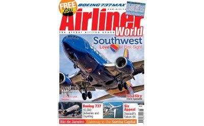 Airliner World 民航世界 2018年6月号