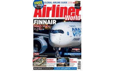 Airliner World 民航世界 2018年11月号