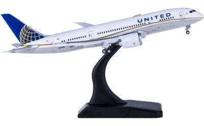 United Airlines 美国联合航空 Boeing 787-8 N27908