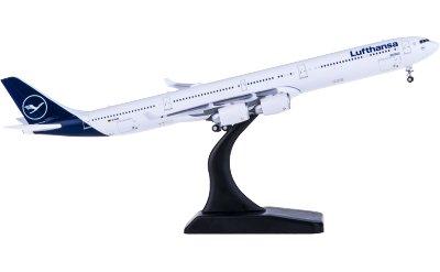 Geminijets 1:400 Lufthansa 汉莎航空 Airbus A340-600 D-AIHI