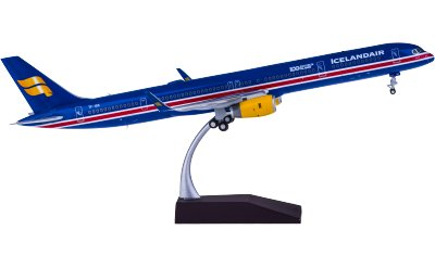 Geminijets 1:200 Icelandair 冰岛航空 Boeing 757-300 TF-ISX 独立100年