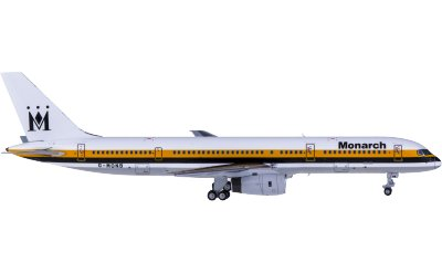 Monarch Airlines 君主航空 Boeing 757-200 G-MONB