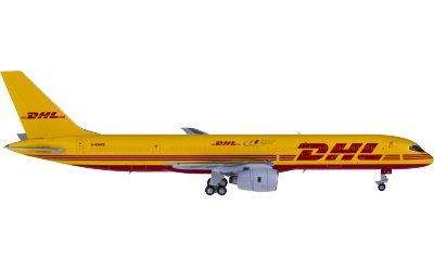 DHL 敦豪 Boeing 757-200 G-BMRE 货机