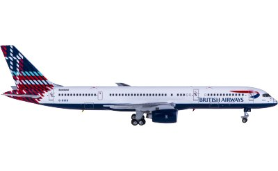 British Airways 英国航空 Boeing 757-200 G-BIKO