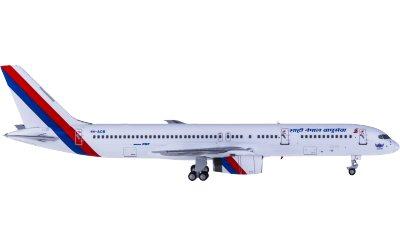 Nepal Airlines 尼泊尔航空 Boeing 757-200 9N-ACB