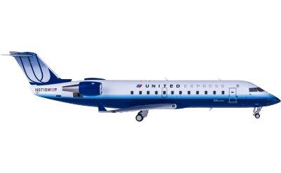 United Airlines 美国联合航空 Bombardier CRJ200 N971SW