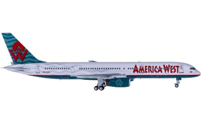 America West Airlines 美国西部航空 Boeing 757-200 N913AW