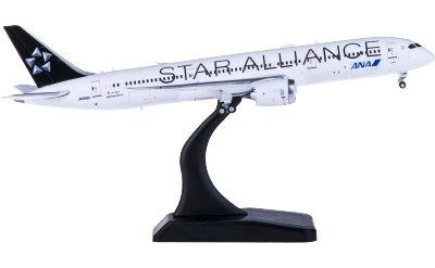 ANA 全日空 Boeing 787-9 Dreamliner JA899A 星空联盟