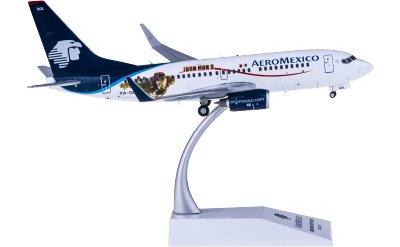 Aeroméxico 墨西哥国际航空 Boeing 737-700 XA-GOL 钢铁侠