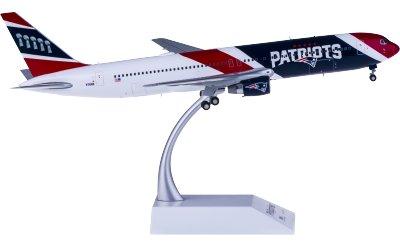 New England Patriots 新英格兰爱国者 Boeing 767-300ER N36NE
