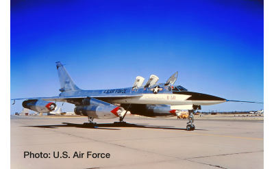 USAF 美国空军 Convair XB-58 Hustler 55-0660