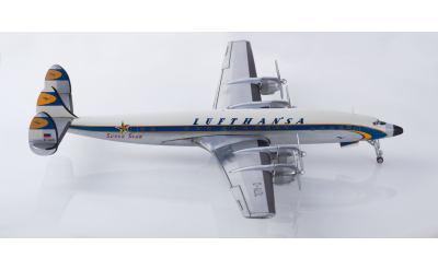 Lufthansa 汉莎航空 Lockheed L-1649A D-ALOL