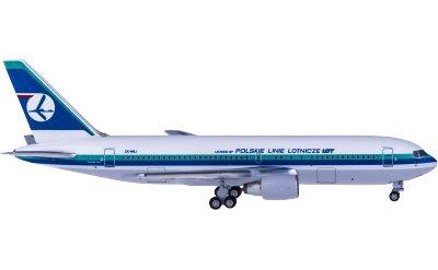 Air New Zealand 新西兰航空 Boeing 767-200 ZK-NBJ 波兰混合涂装