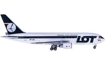 LOT 波兰航空 Boeing 767-200 SP-LOA