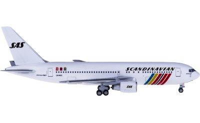 SAS 北欧航空 Boeing 767-200 LN-RCC