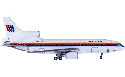United Airlines 美国联合航空 Lockheed L-1011-500 N512PA